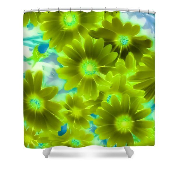 Unique Shower Curtain,Designer Shower Curtain, Floral, Bathroom ...