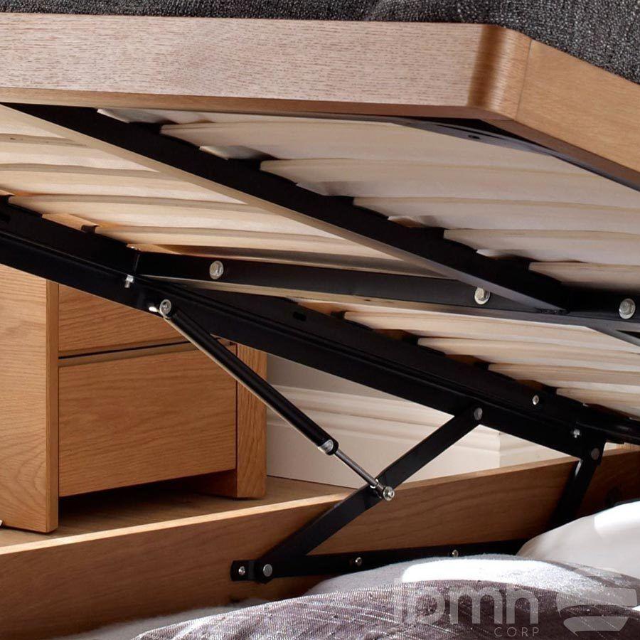 Resortes de gas para camas de arc n y canap muebles - Herrajes para canapes ...