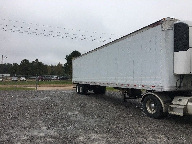 Penske Used Trucks Unit 538892 2011 Great Dane Frozen Semi