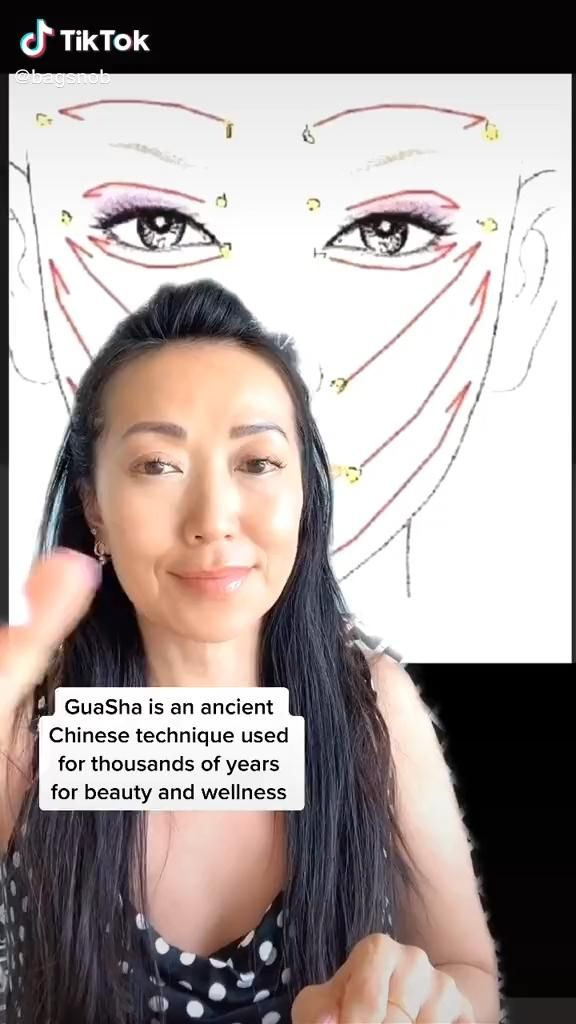 GuaSha: DIY Ancient Beauty Technique Used for Cent