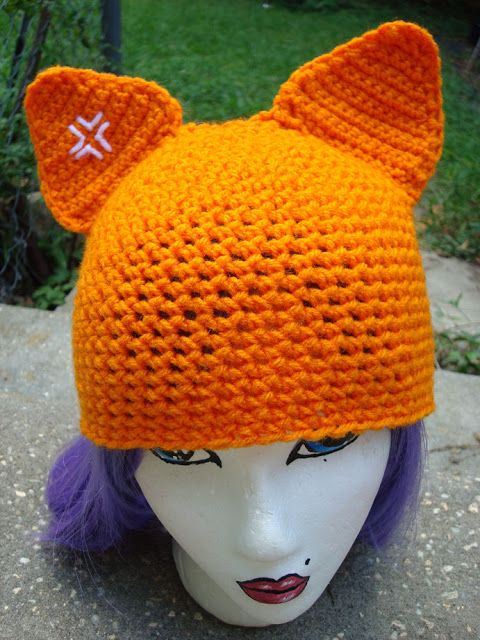 NyanPon\'s Knits and Crochet: Anime Cat Hat | Projects to Try ...