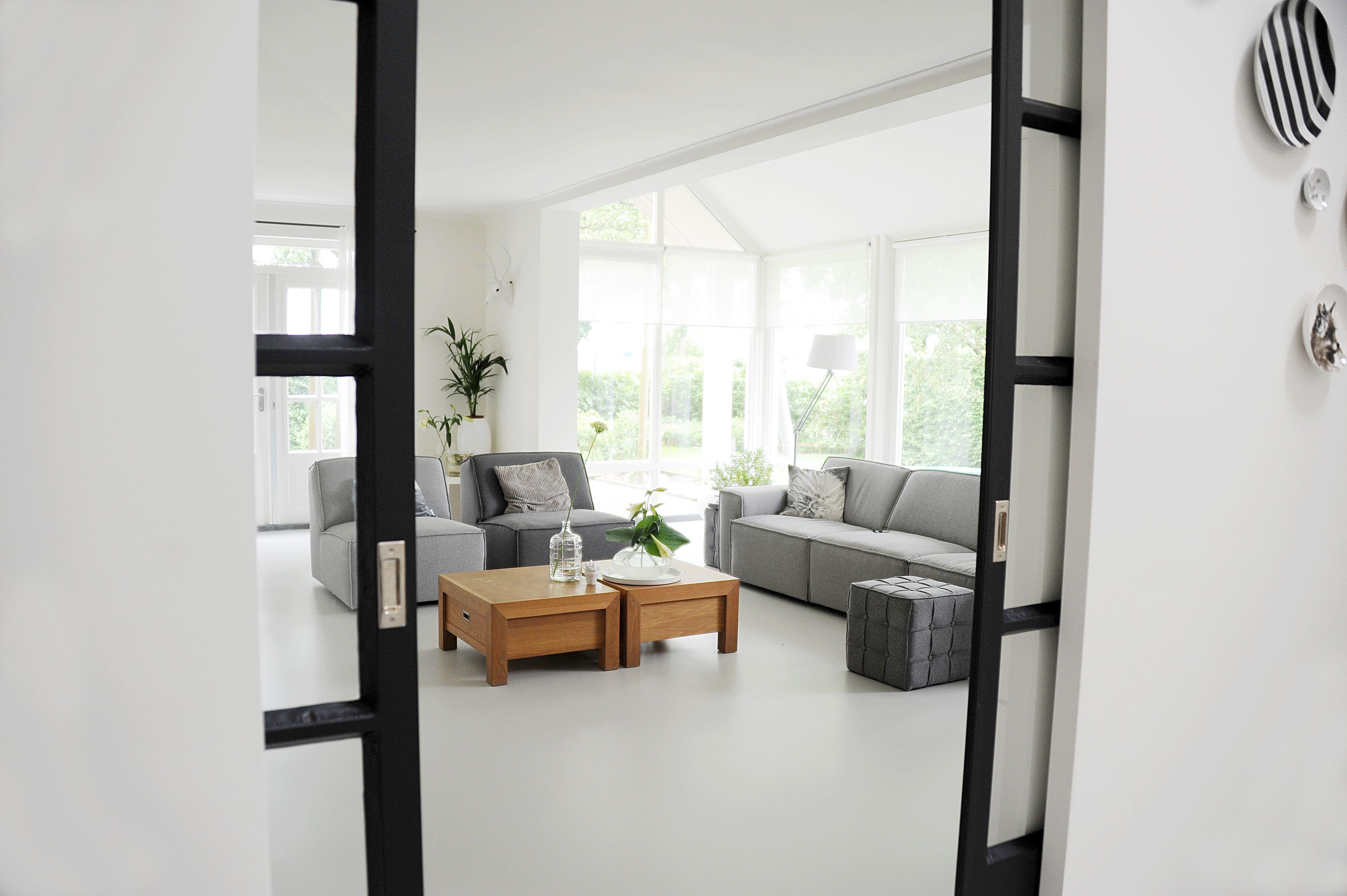 Stalen Ensuite Deuren : Stalen ensuite deuren doors doors living room
