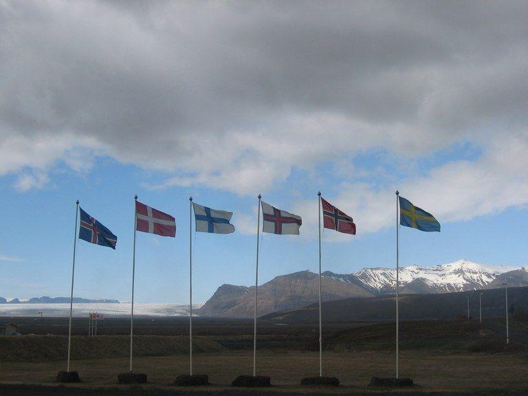Nordiska länder och Färöarna, Grönland och Åland — Nordiskt samarbete