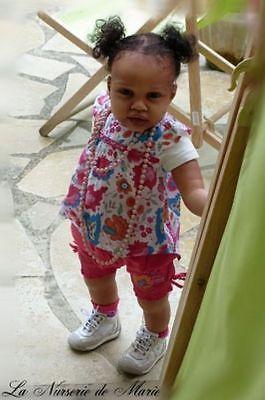 Reborn Toddler Kit Janie De Lange Timone 28 Inch Omg