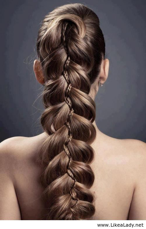 Amazing hairstyle for long hair | Braids | Pinterest | Amazing ...
