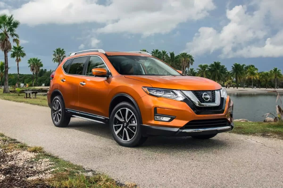 The 2018 Nissan Rogue has ProPilot Assist as an