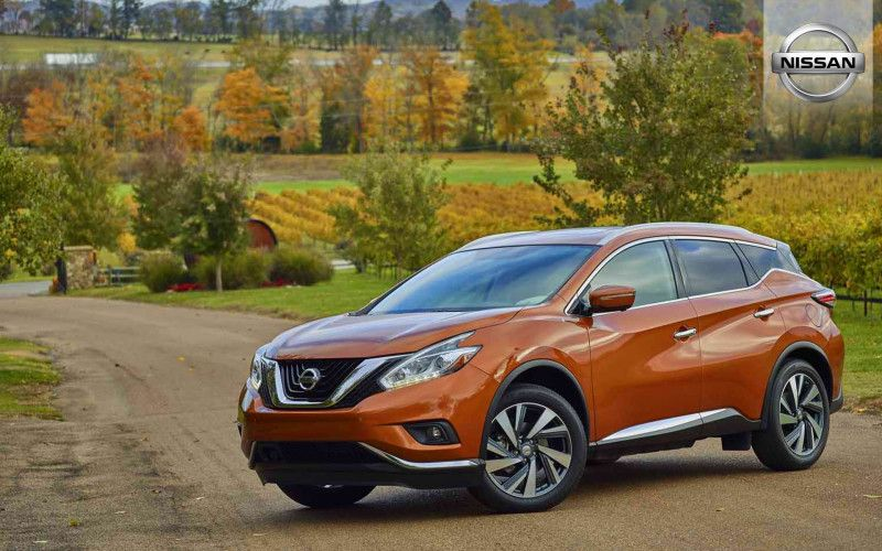 Stylish 2015 Nissan Murano Review