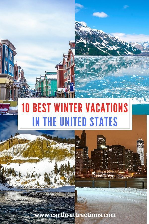 10 Best Winter Vacation spots in the United States   Best ...
