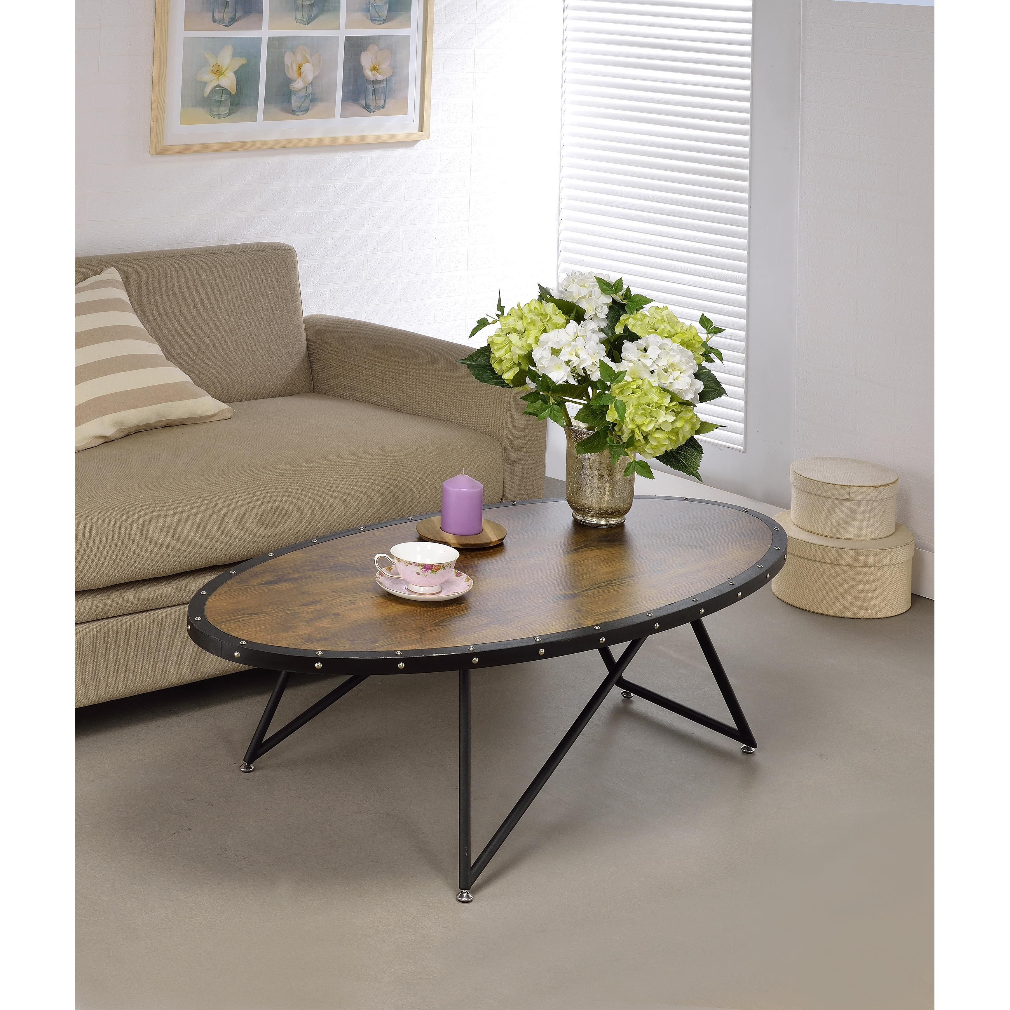 Overstock Com Online Shopping Bedding Furniture Electronics Jewelry Clothing More Retro Coffee Tables Oval Coffee Tables Coffee Table [ 3461 x 3461 Pixel ]