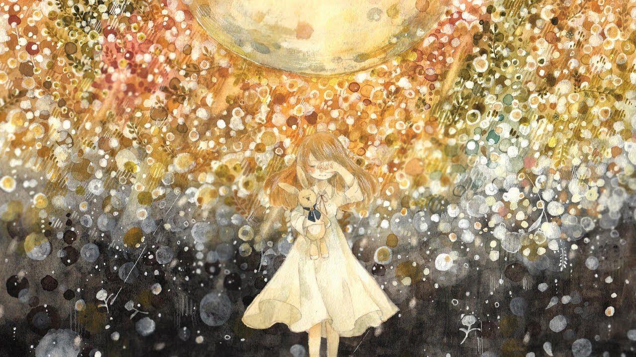 回る空うさぎ Full Ver Orangestar Feat 初音ミク Mv 音楽の壁紙 初音ミク 幻想的なイラスト