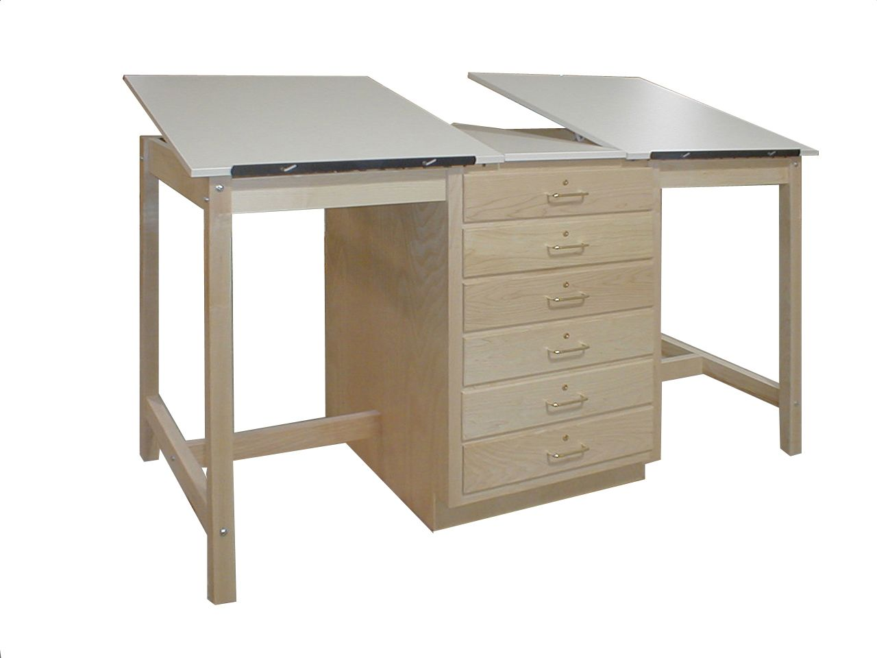 Hann Dual Station Drawing Table Large