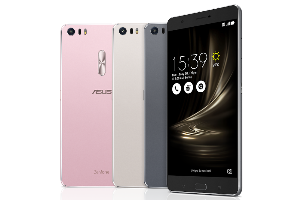 Asus Zenfone 3 Ultra - Computex 2016