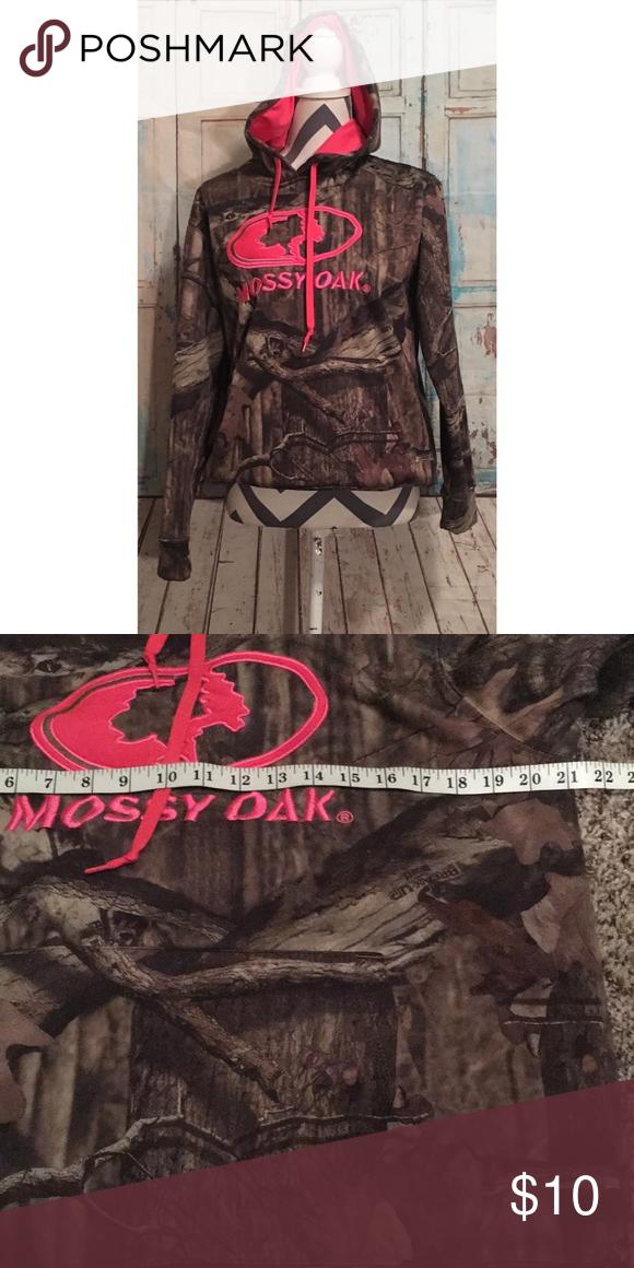 Mossy Oak Breakup Infinity Camo Hoodie Camo hoodie