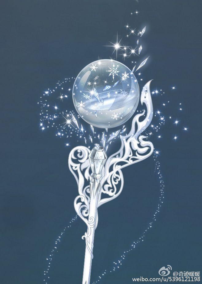 Snowangel Simbolos Antigos Varinhas Armas Rpg
