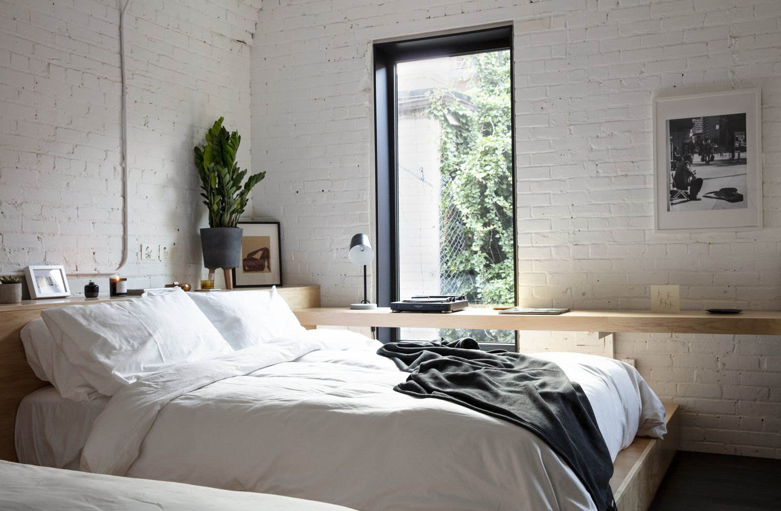 Photo 8 Of 15 In Old Horse Stables Now Host An Experimental Hotel In Bedroom Interior Home Room