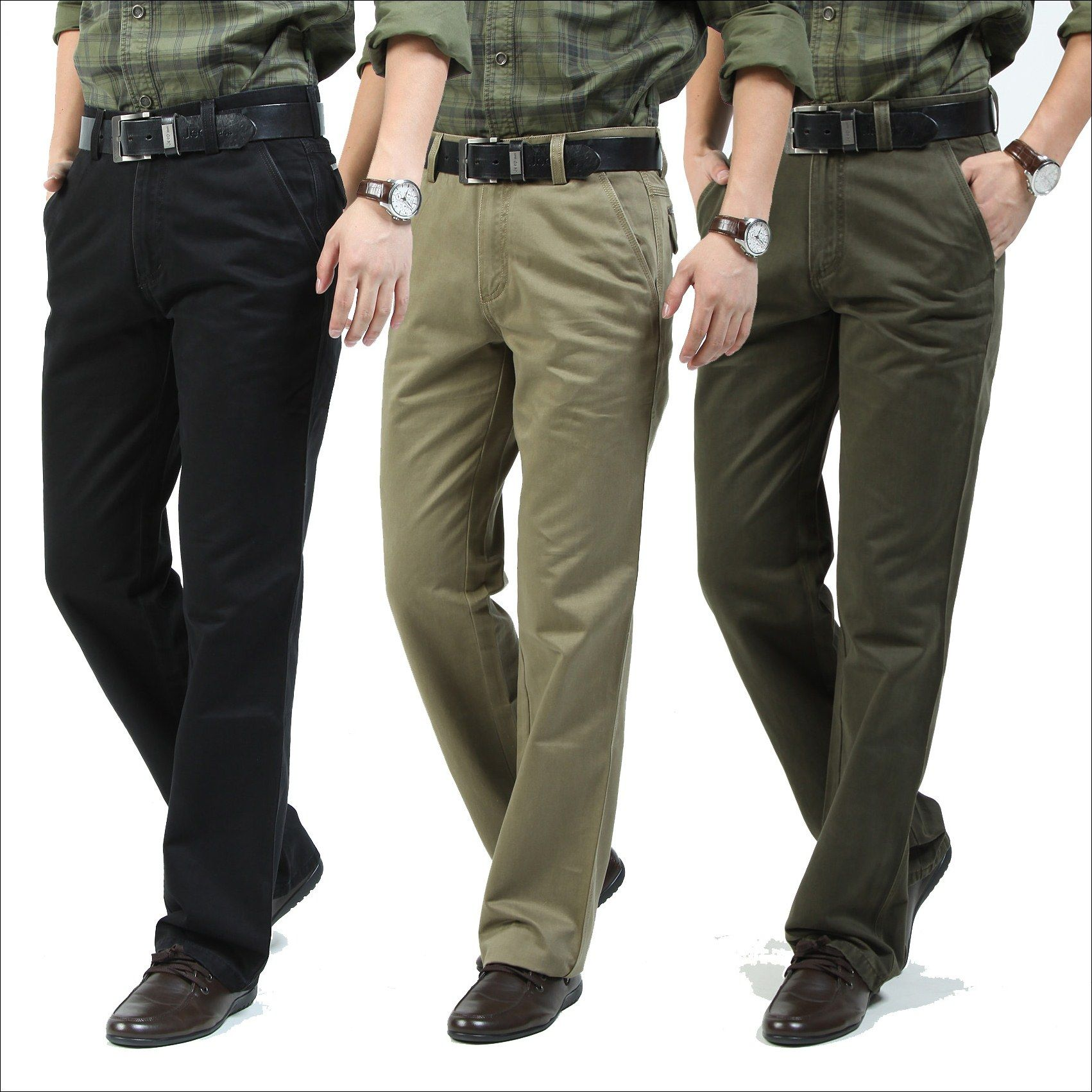 Casual dress pants for office use. In modern times, men's are very ...