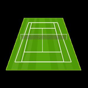 Tennis Court Clip Art Vector Clip Art Online Royalty Free Tennis Equipment Tennis Tennis Court