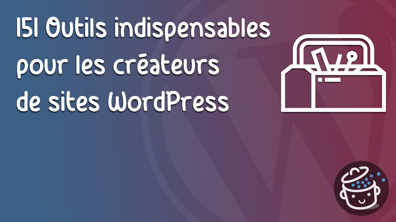 foto de 151 Outils indispensables pour les créateurs de sites
