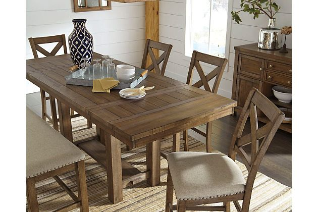 Moriville Counter Height Dining Table Might Be Simple At First