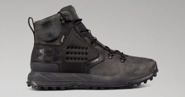 57205e0c345 Shop Under Armour for Men s UA Newell Ridge Mid GORE-TEX® Leather Hiking  Boots in our Men s Hiking Boots department. Free shipping is available in  US.