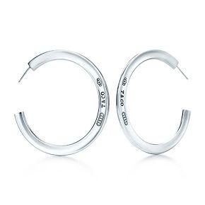 Tiffany Co Jewelrytiffany Earringshoop