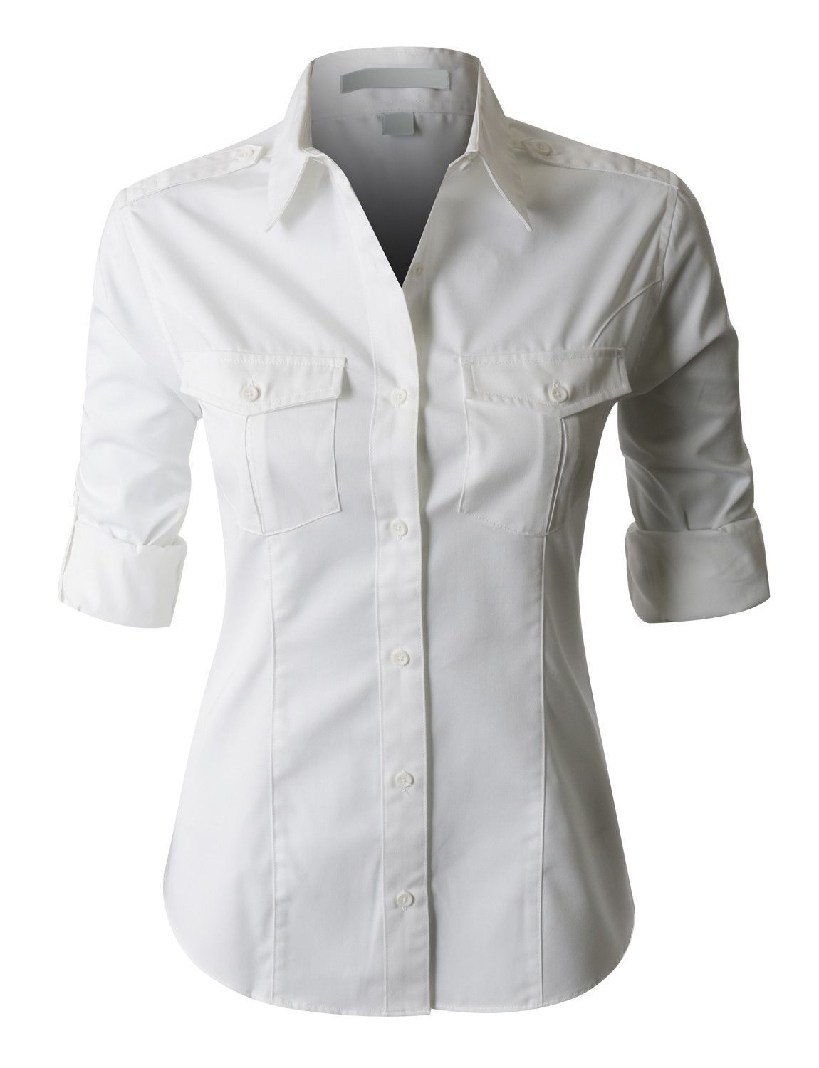 button down shirt rolled sleeves