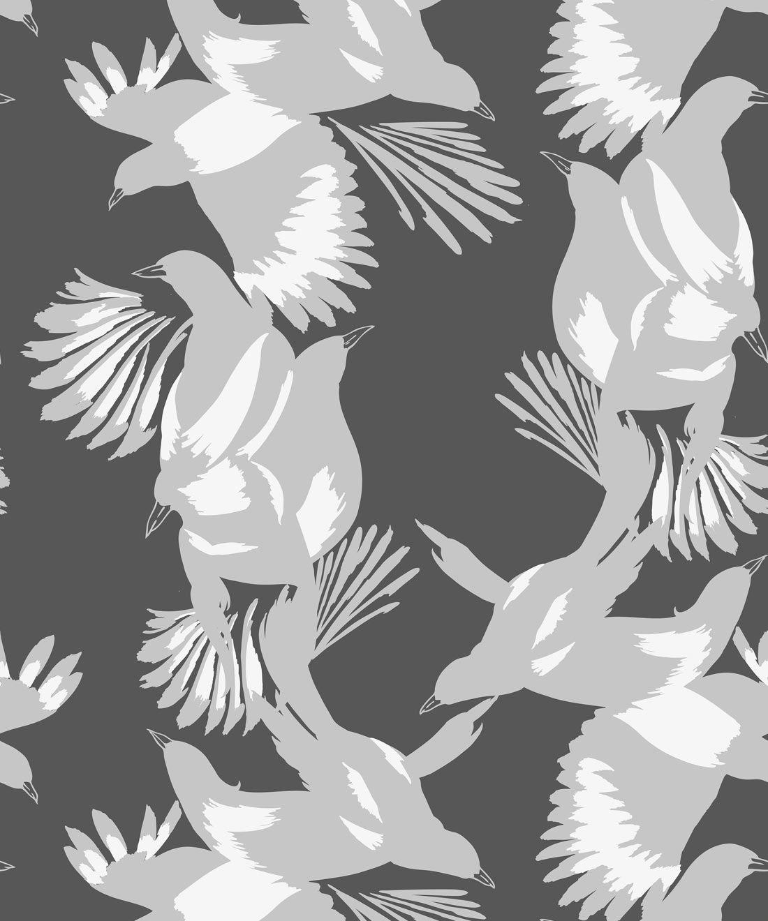 Exclusive Designer Wallpapers • Milton & King Blue
