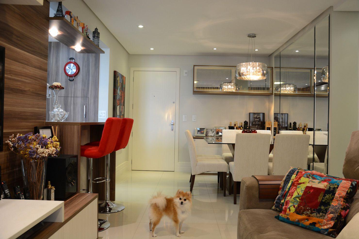 Photo of 76 m² con un piccolo spazio all'aperto di Envy | homify