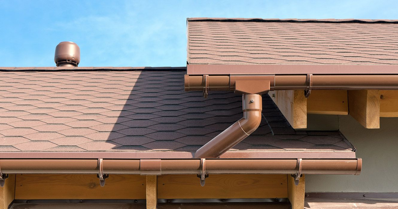 Why You Should Always Hire A Rain Gutter Installation Company When Your House Needs New Gutters It Can Be Tempti How To Install Gutters Gutters Rain Gutters