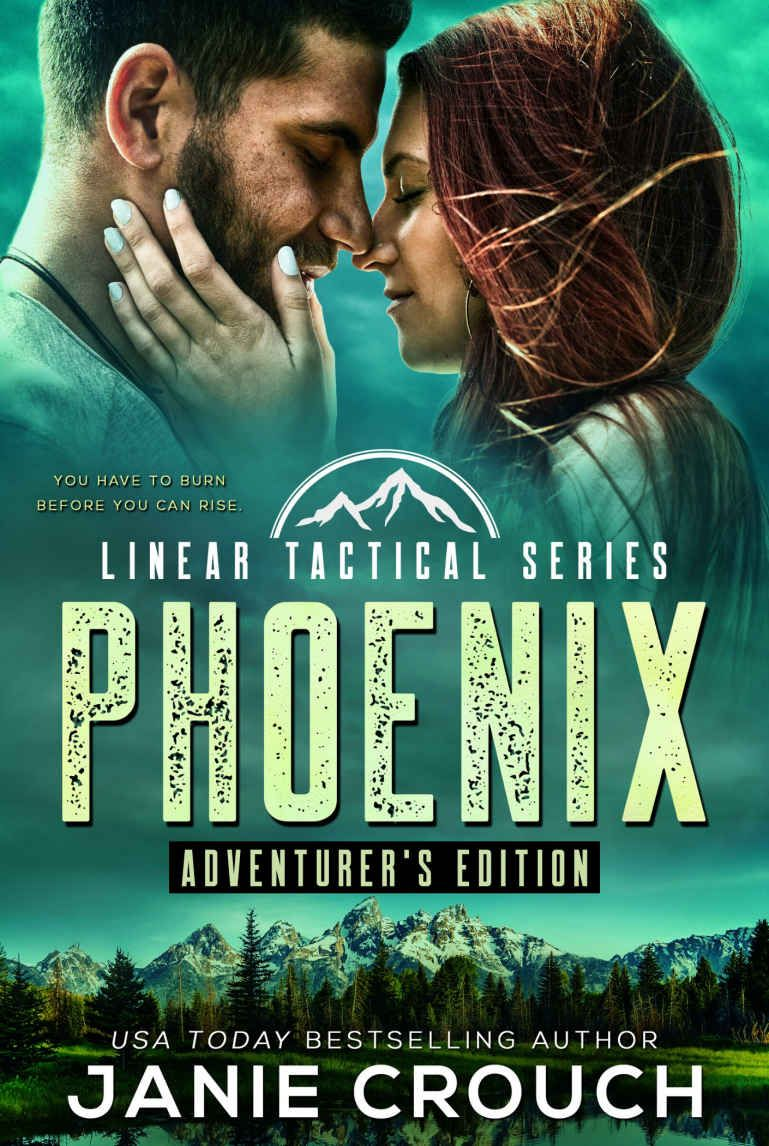 BOOK REVIEW Phoenix (Linear Tactical 8) ) by Janie