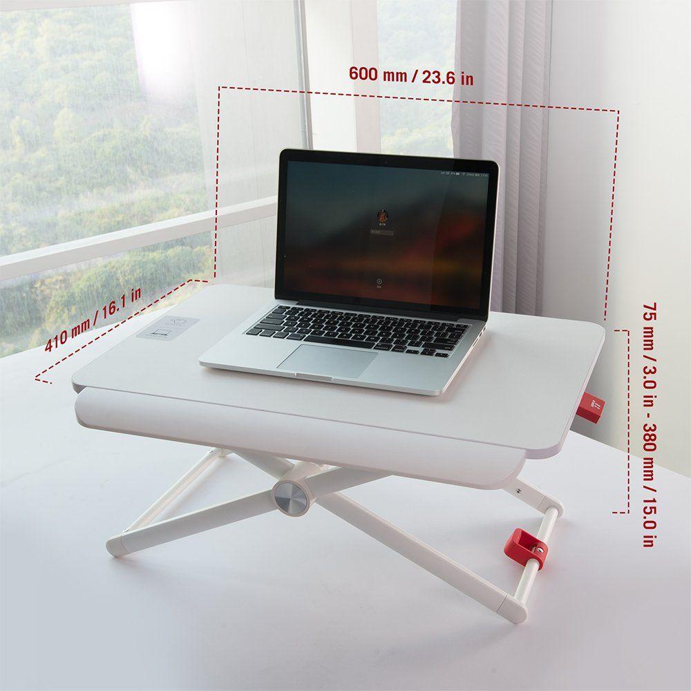 Taotronics Standing Desk Converter Heightadjustable Stand Up Desk