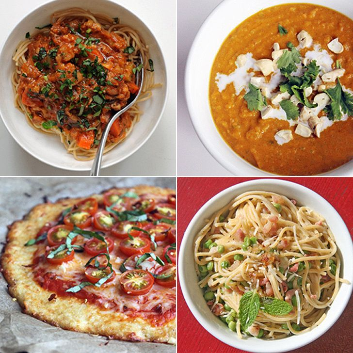38 Fresh Filling Comfort Meals Under 500 Calories Via PopSugar Healthy Cleaneating