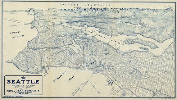 This is a vintage map obtained from the Library of Congress of