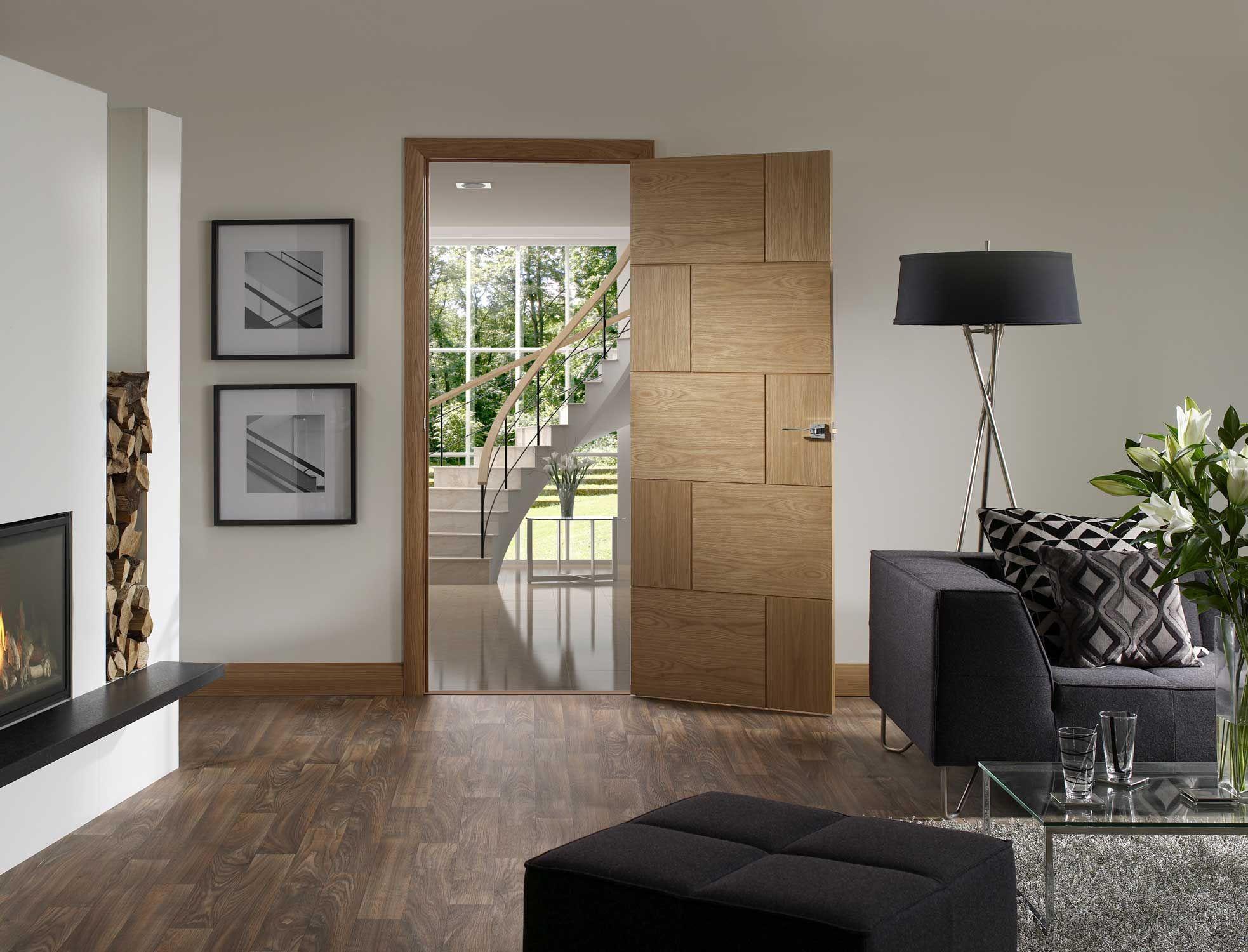 interior oak effect doors   Modern Interior Doors Design Ideas 2015 ...