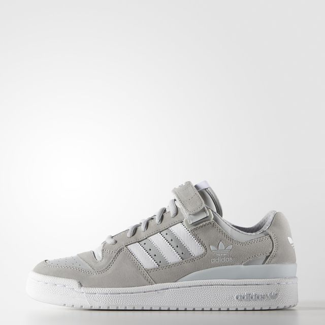 new product 9528e e7fcd adidas Forum Low RS Shoes - Grey  adidas UK