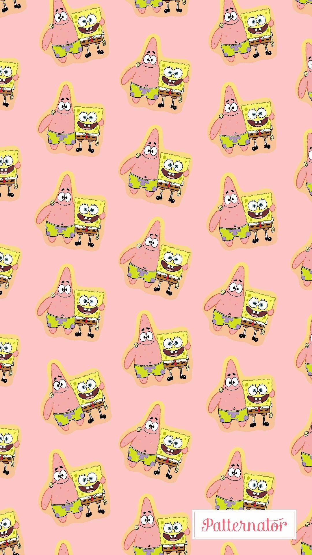Wallpaper Bob Esponja Patrick Spongebob Wallpaper Spongebob