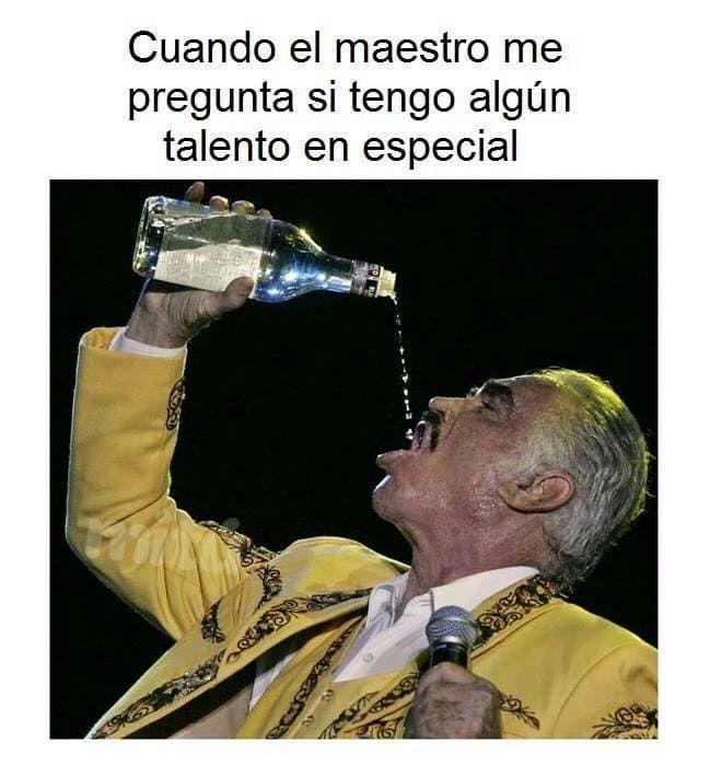 17 Memes De Borrachos Que Te Daran Mucha Sed De La Mala Vicente Fernandez Musica Ranchera Mexico Contemporaneo