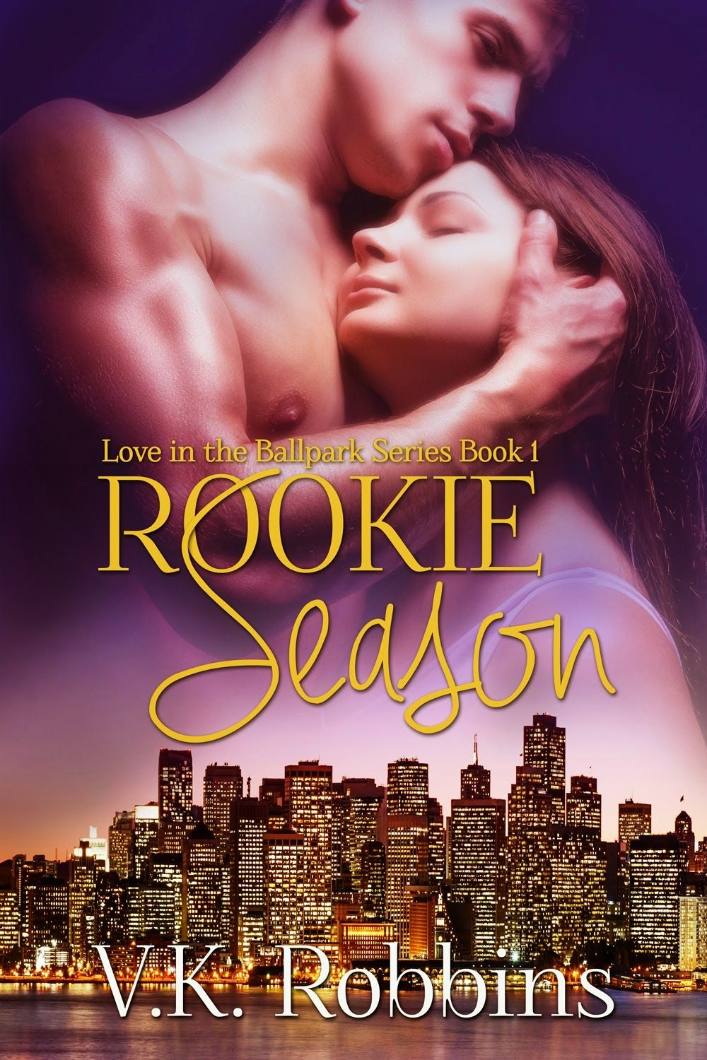 Rookie Season by V K  Robbins ♥ Fun Facts, Book Tour & GIVEAWAY