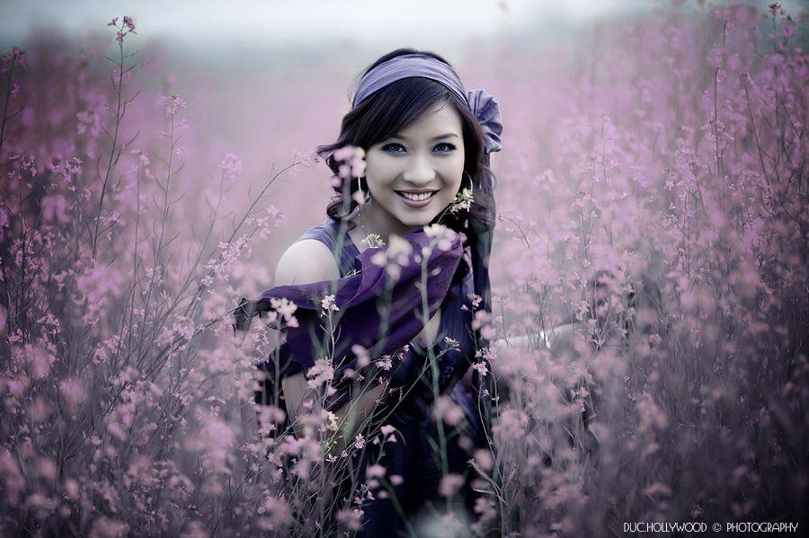 .love the purple
