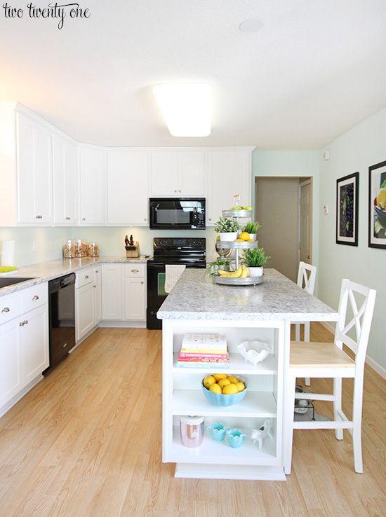 Formica Argento Romano Laminate Kitchen Countertops Stylish