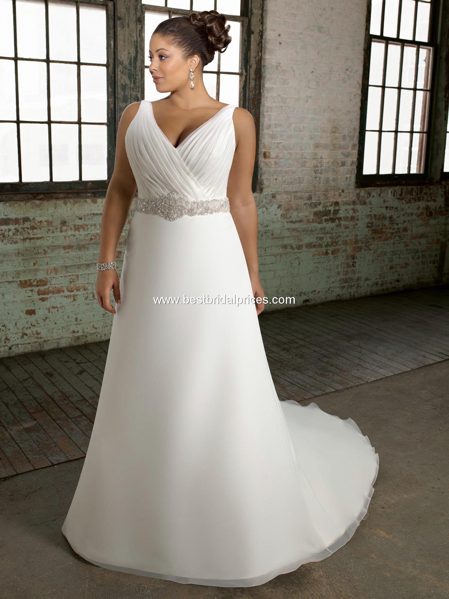 Simple Mori Lee Julietta Wedding Dresses Style
