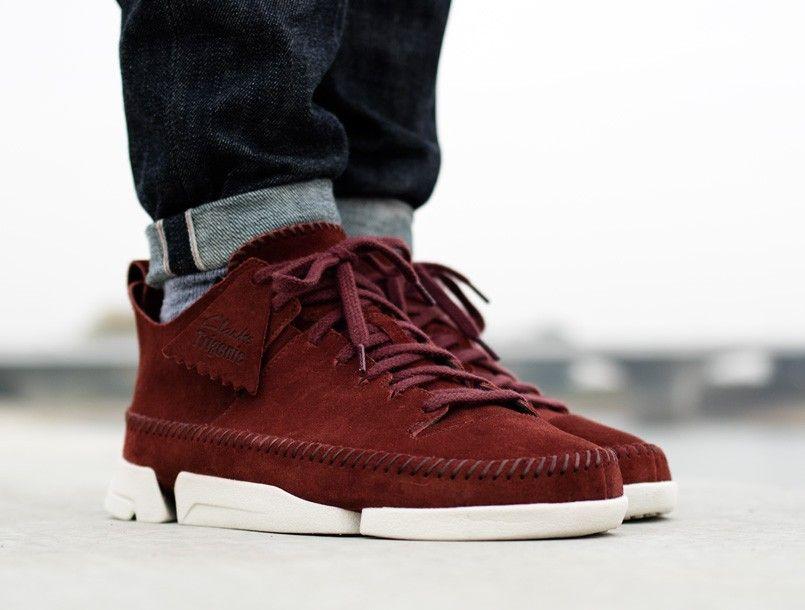 Clarks Trigenic Flex nut brown 2 Online SneakersClarks Originals