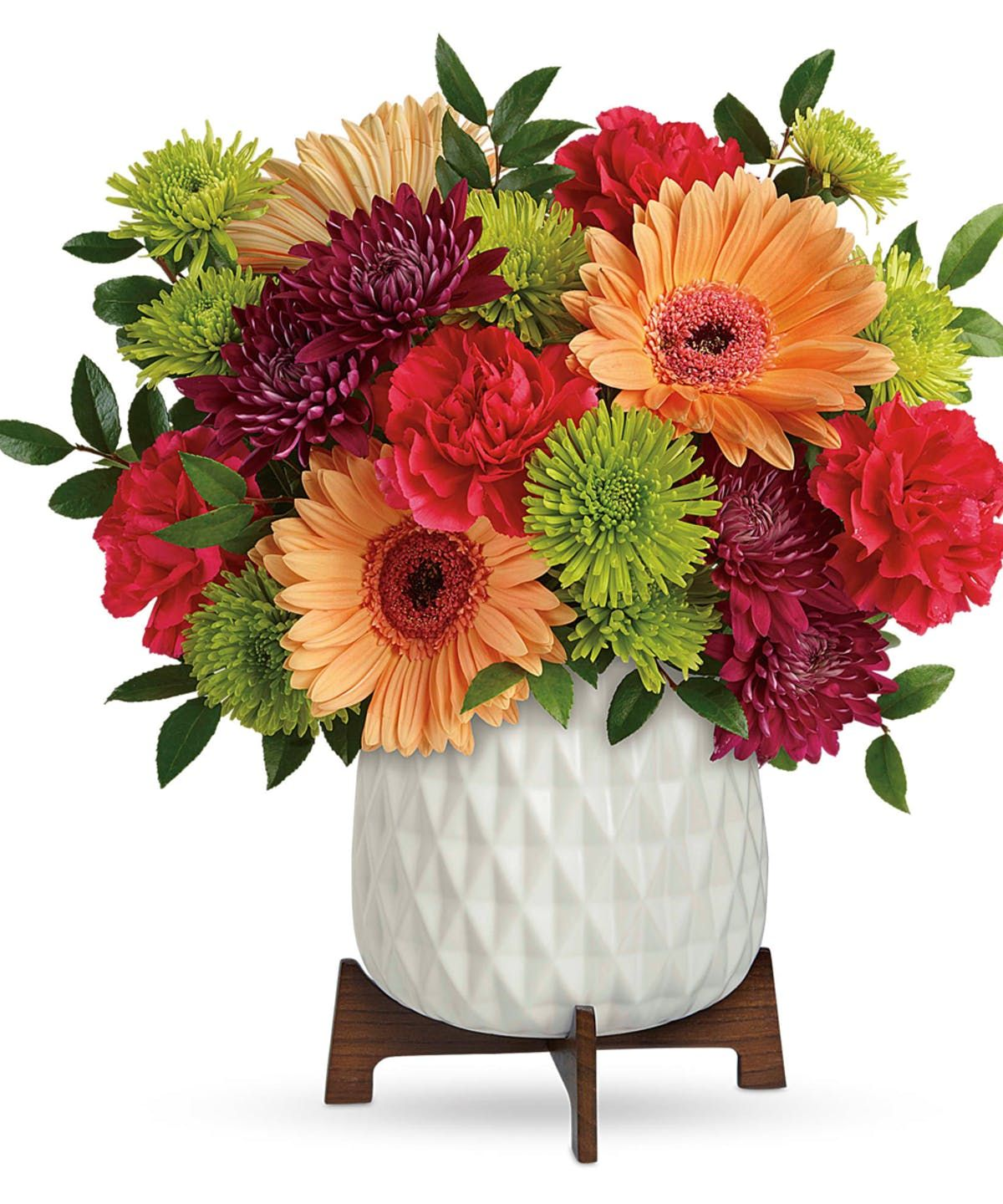 Mid Mod Brights Bouquet In 2020 Flower Delivery Birthday Flower Delivery Birthday Flowers