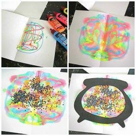 Find more information on craft ideas for toddlers #kidscraftday #kidscraftideas #activitemanuellehalloween Find more information on craft ideas for toddlers #kidscraftday #kidscraftideas #activitemanuellehalloween