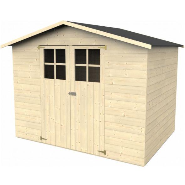 47+ Plancher cabane de jardin ideas