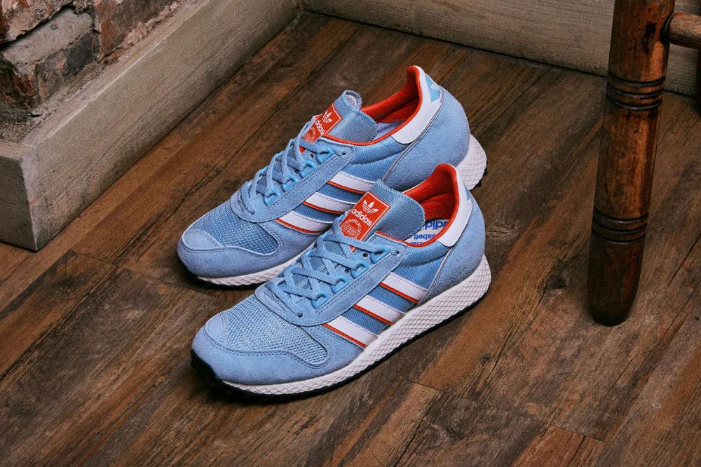 adidas Silverbirch SPZL (blau weiß)   43einhalb Sneaker Store