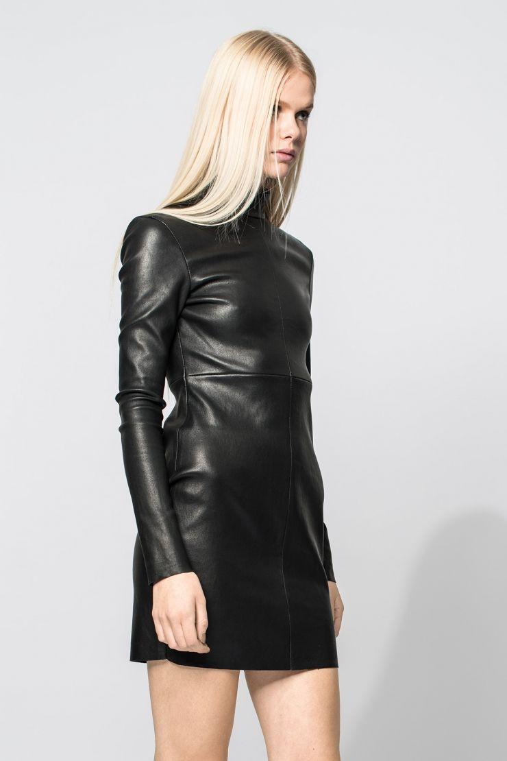 dido schmales lederkleid lederlady leather pinterest leather dresses leather and latex. Black Bedroom Furniture Sets. Home Design Ideas