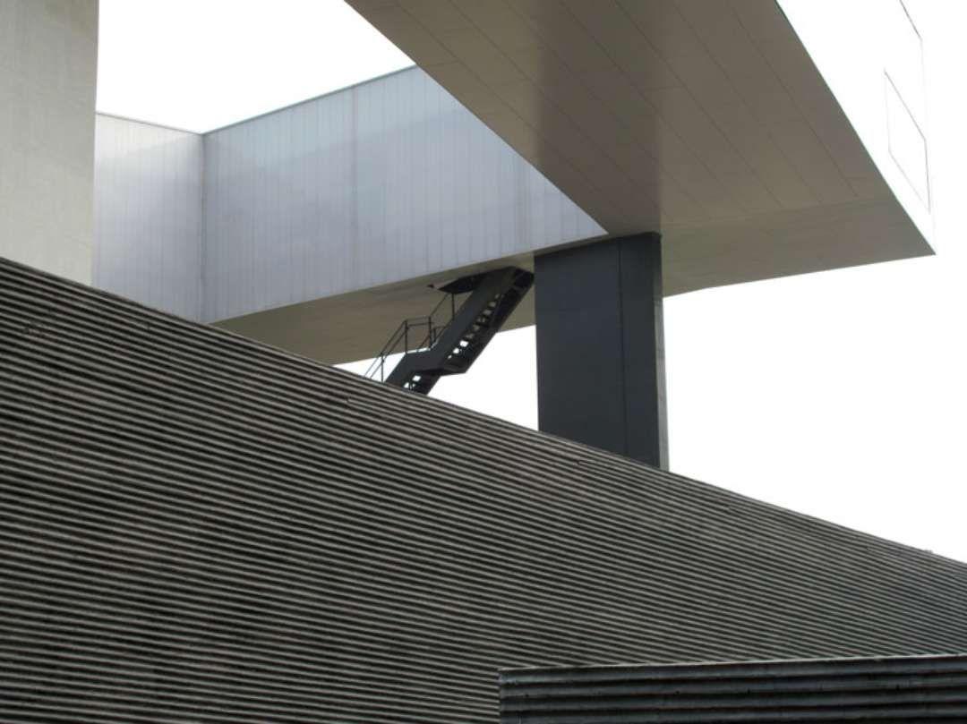 Steven Holl Reveals The Secrets Of Nanjing S Sifang Art Museum Arquitetura