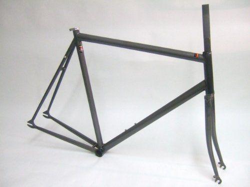 Fixed Gear Bike Frames - 44cm Mercier Unbranded RAW Kilo TT Track ...