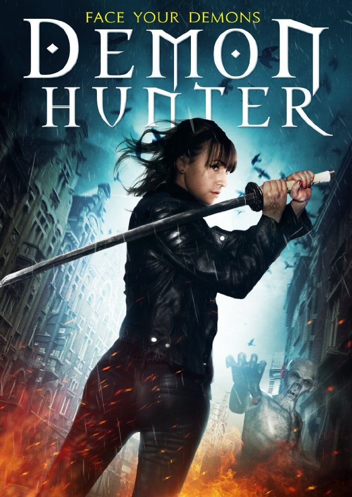 Film Review For Demon Hunter, Directed, CoWritten by by